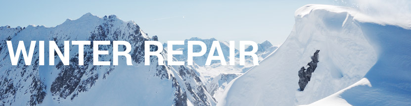 Winter Repair