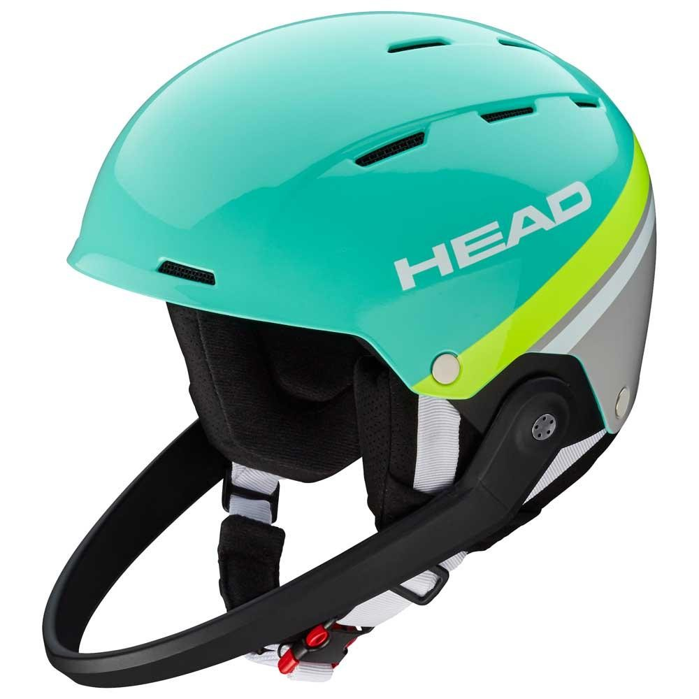 HEAD Team SL Helmet c/w Chinguard 2018/19